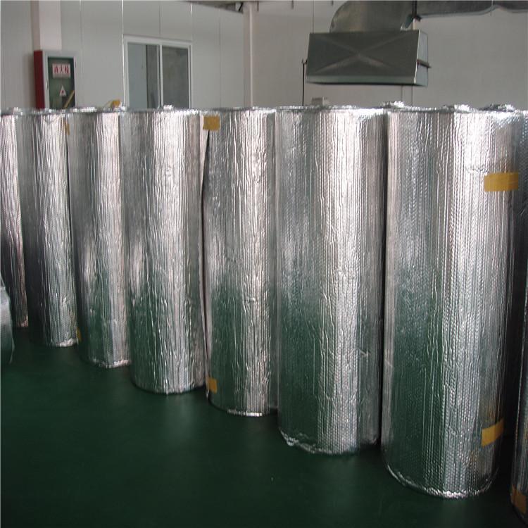 建筑墙面专用铝箔双层气泡隔热保温隔热材料 3