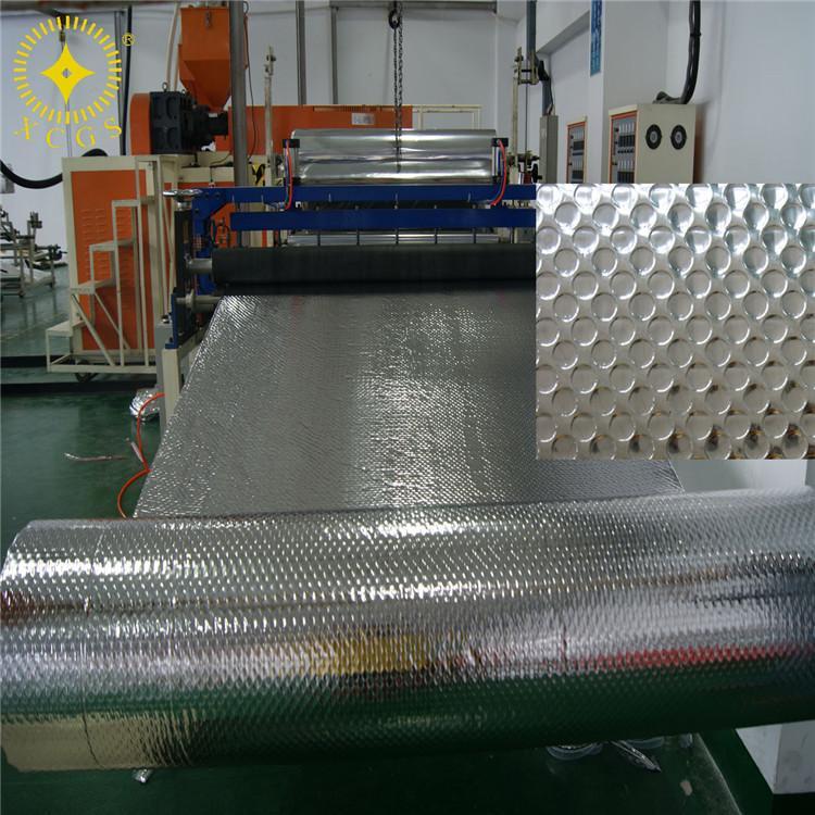 建築牆面專用鋁箔雙層氣泡隔熱保溫隔熱材料 4