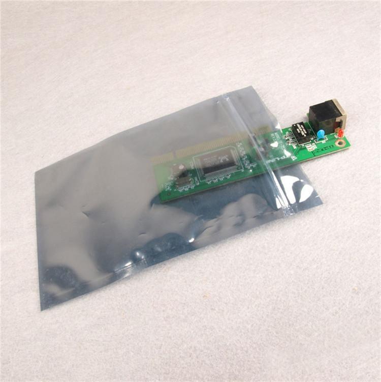 半透明銀灰色防靜電屏蔽袋 3