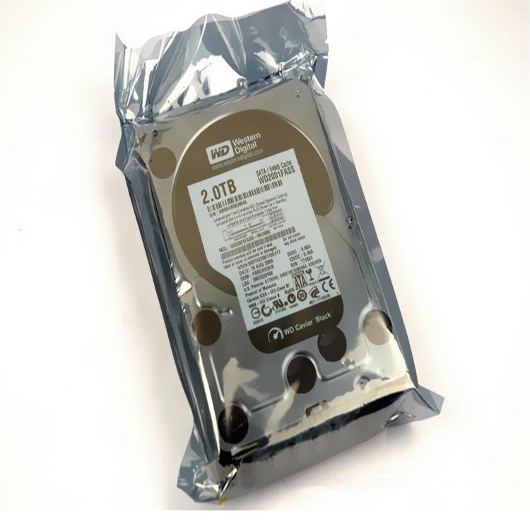 半透明銀灰色防靜電屏蔽袋 4