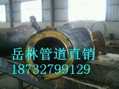 廠家直供高質鋼套鋼蒸汽保溫彎頭
