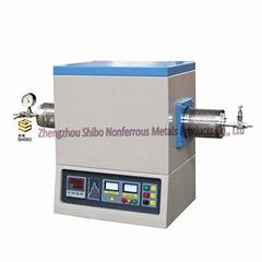 best price 1200C/1400C/1700C vacuum tube furnace