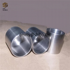 best price 99.95% molybdenum crucibles