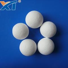 Denstone 99 High Quality Low Abrasion Support Media Ceramic Alumina Ball Tower P