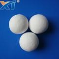 38mm Denstone99 Inert Alumina  Porcelain Ball As Filler Catalyst 4
