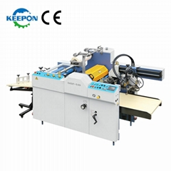 Fully Automatic Thermal Film Laminator Machine
