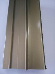 Linyi China manufacturer of extrusion aluminum profile