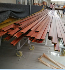factory and exporter of aluminum profile