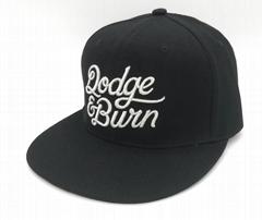 Snapback cap for custom design