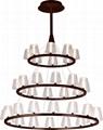 新特麗美景吊燈