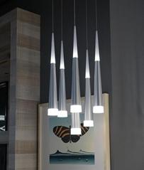 新特麗銀河LED吊燈客廳燈