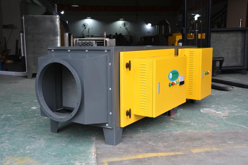 供應UV光氧催化除臭器 環保設備活性炭吸附設備 油煙淨化器 1