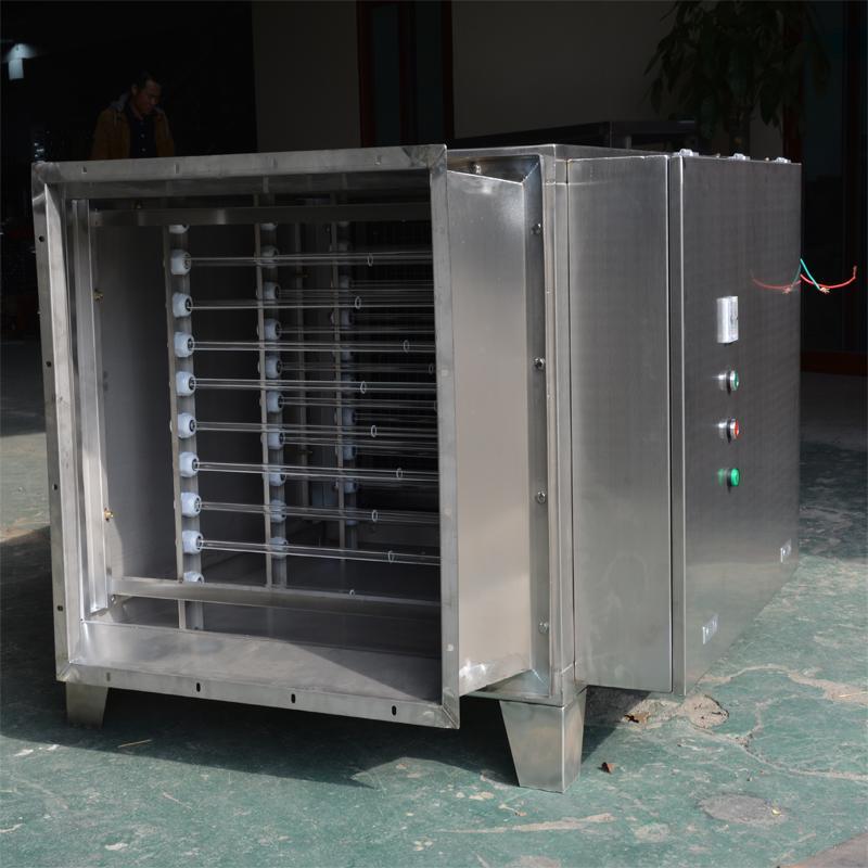 供應UV光氧催化除臭器 環保設備活性炭吸附設備 油煙淨化器 2