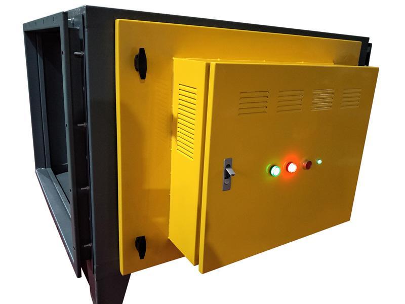 供應低空油煙淨化器  2