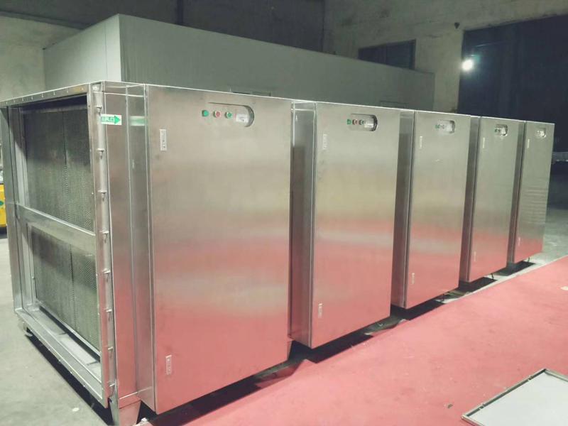 供應UV光氧催化除臭器 2