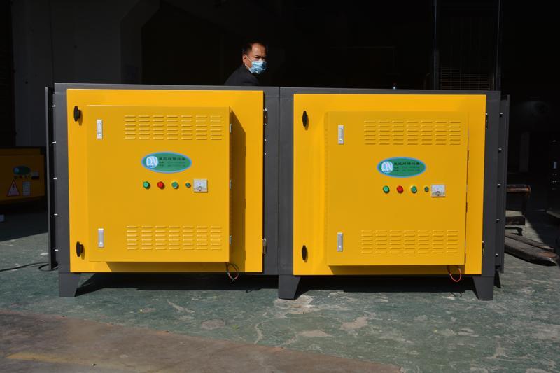 供應廚房油煙處理器 4000風量 1