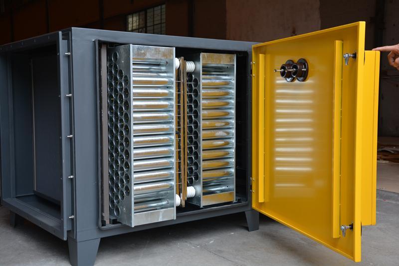 供應廚房油煙處理器 4000風量 3