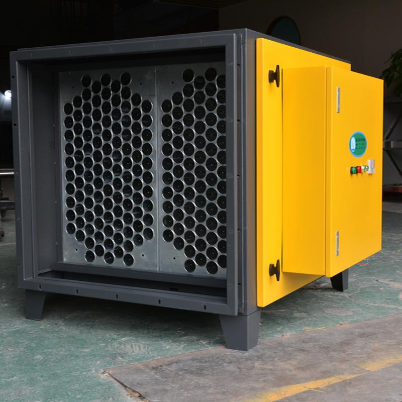 供應廚房油煙處理器 4000風量 4