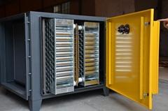 供應低空靜電式油煙淨化器