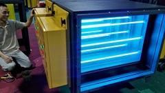 東能環保供應工業廢氣處理UV光解催化除味器