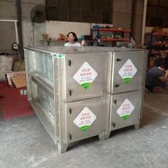 供應臭氣淨化活性炭吸附設備