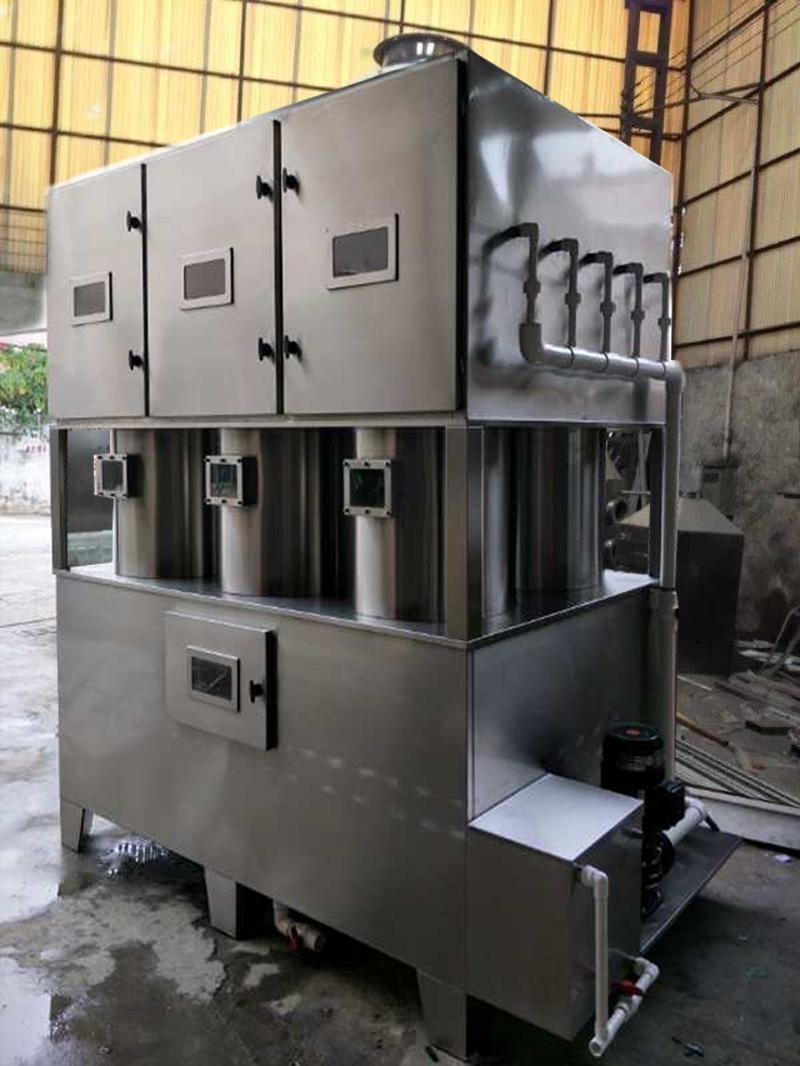 東能生產高壓噴淋塔淨化設備 1