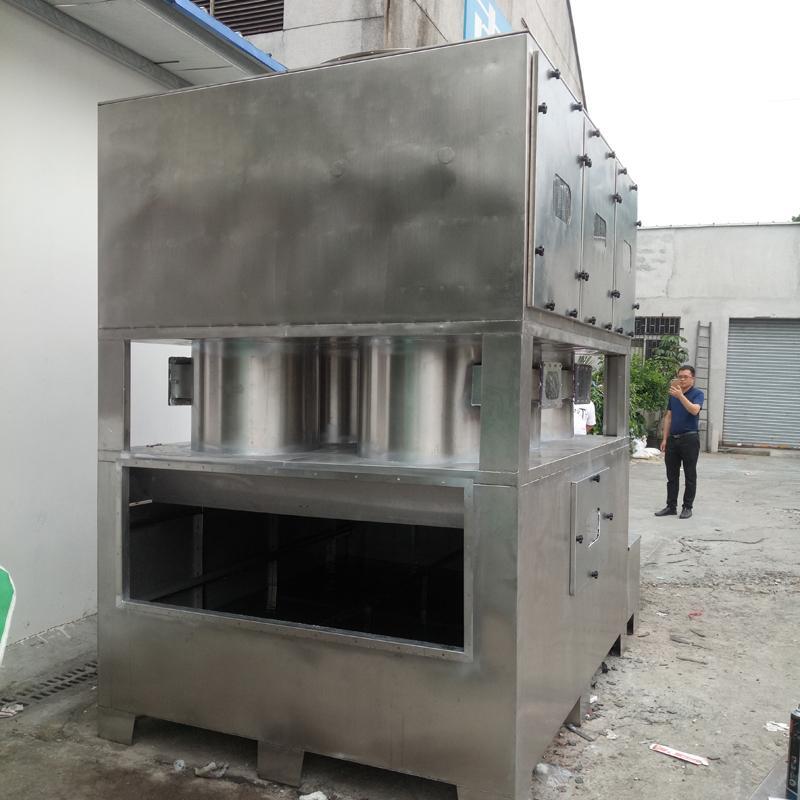 東能生產高壓噴淋塔淨化設備 2