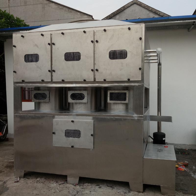 東能生產高壓噴淋塔淨化設備 3