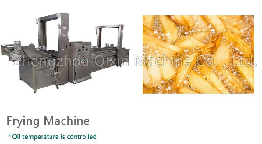 China supplier  full automatic potato chip machine of chips production  3