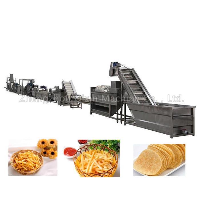 automatic aloo potato chips making machine price  1