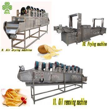 automatic aloo potato chips making machine price  2
