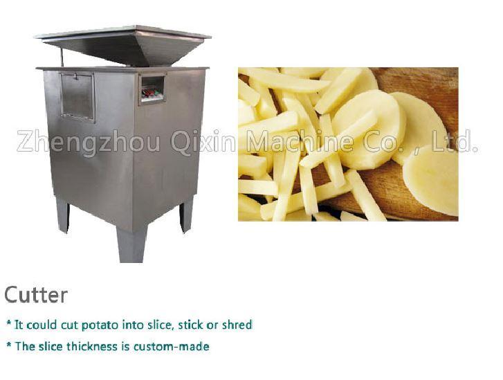automatic aloo potato chips making machine price  4