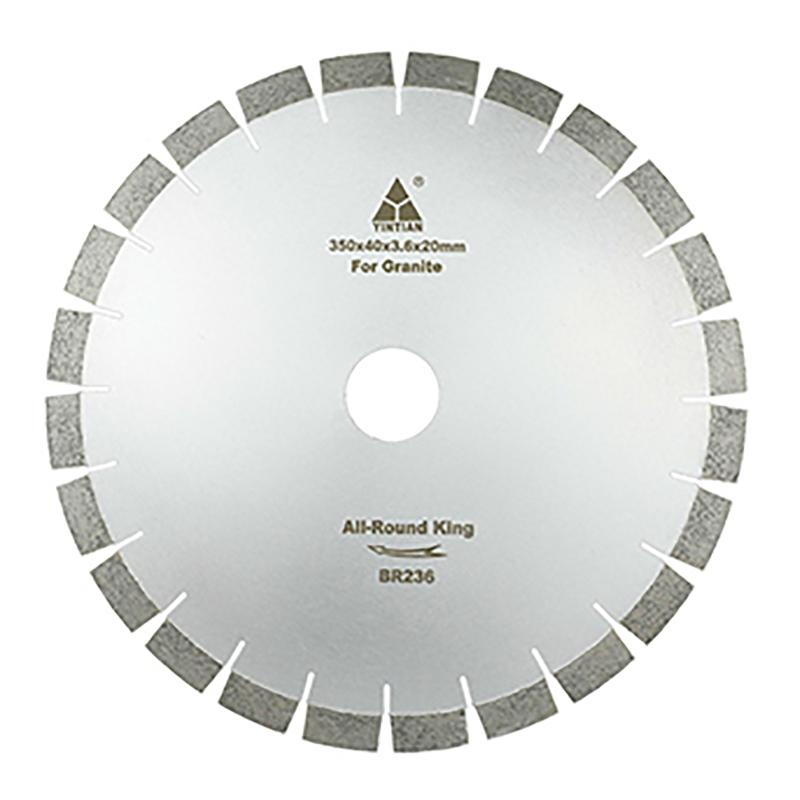 14inch Diamond Saw Blade for Granite Circular Cutter with Perfect Effect 1