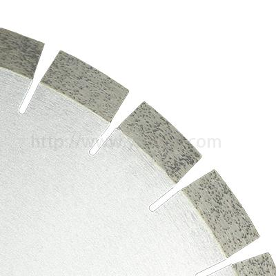 400mm Diamond Saw Blade for Cutting Common Granite with Long Lifespan 2