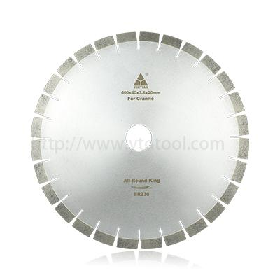 400mm Diamond Saw Blade for Cutting Common Granite with Long Lifespan 1