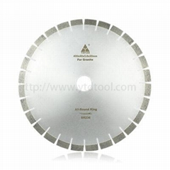 400mm Diamond Saw Blade for Cutting Common Granite with Long Lifespan