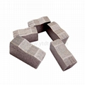 High quality diamond segment for granite