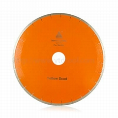 Sharp diamond saw blade for marble cutting stone perfect