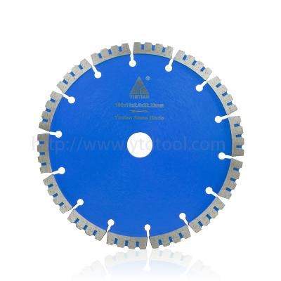 110mm diamond sintered saw blade rim turbo blade for stone cutting 2
