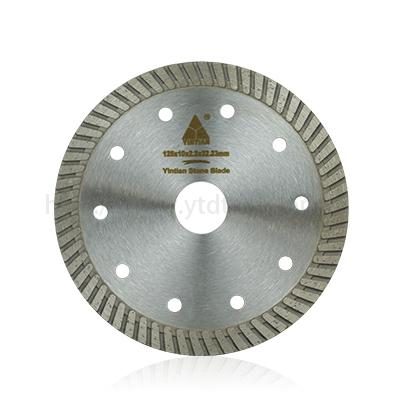 110mm diamond sintered saw blade rim turbo blade for stone cutting 3
