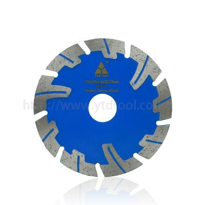 110mm diamond sintered saw blade rim turbo blade for stone cutting 5