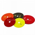 80mm 100mm dry&wet polishing pad high