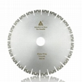 350mm Sharp King Diamond Disc Cutting