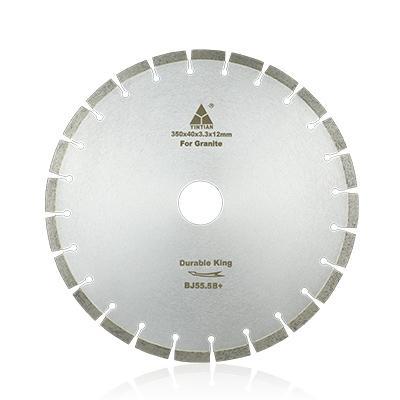 """14"""" Diameter Durable Diamond Circular Saw Blade for Granite 1"""