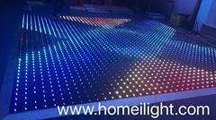 Wedding Popular Lighting LED Video interactive dance floor of Stage Lighting