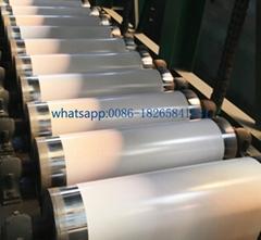 corrugated prepainted  steel sheet