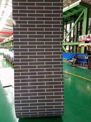 Grey brick design ppgi