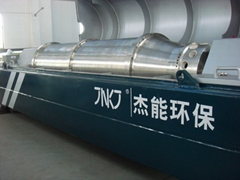 Oil Drilling Mud Treatment Device Decanter Centrifuge