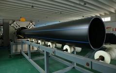 山東聖大管業聖通供應滁州市PE給排水管