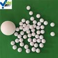 High alumina ceramic ball for grinding